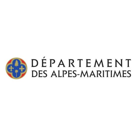 Logo département des Alpes Maritimes