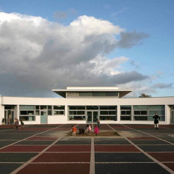 Architecture-école-de-l'idoniere
