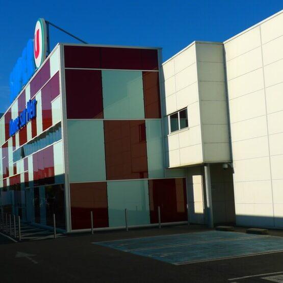 Centre commercial Super U Olonne-sur-Mer