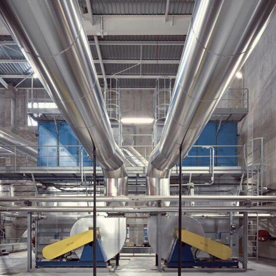 process chaufferie biomasse Genevilliers