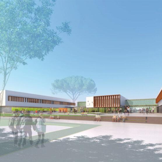 Image College Milcendeau