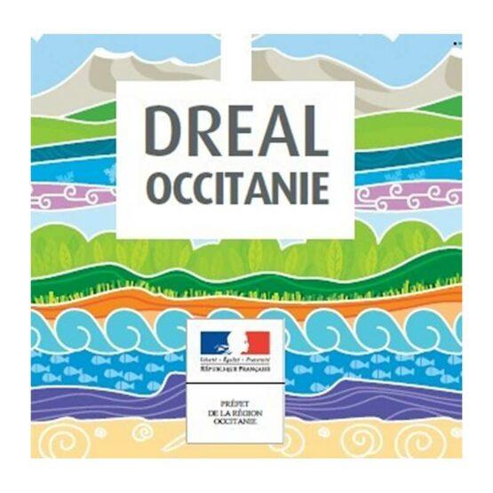 DREAL_Occitanie_logo