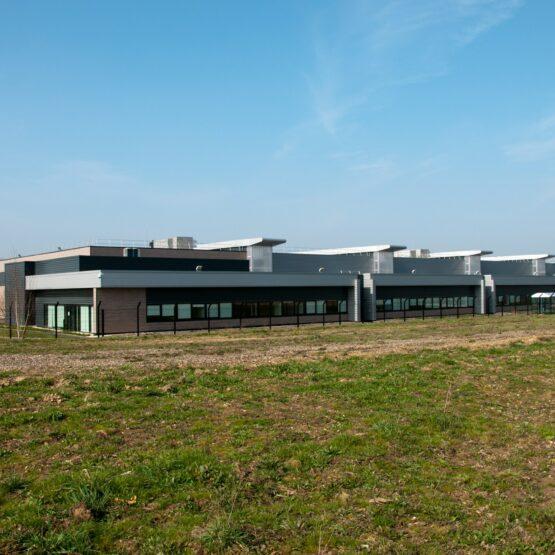 Nouveau site de production Safran Turbomeca