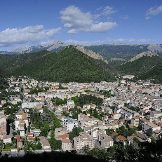 Image projet Digne les Bains - Thermalisme