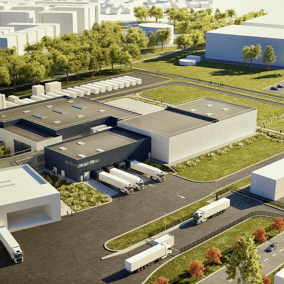 Site de production Novo Nordisk