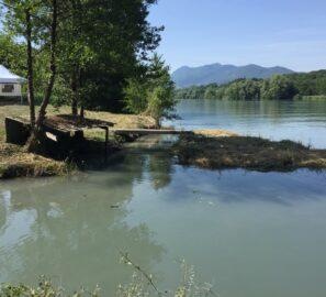 Extension du Réseau d'irrigation – Saint Romans