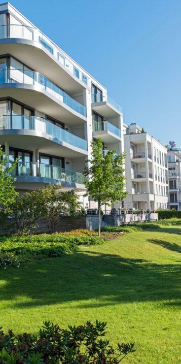 Réalisation habitation, logements résidentiels et lotissements écoquartier