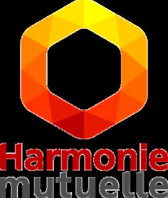 Logo Harmonie mutuelle partenaire innovant