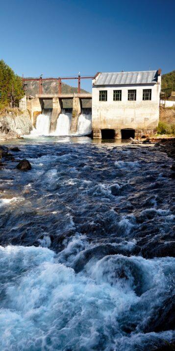 Secteur Eau Hydraulique Hydroelectricité