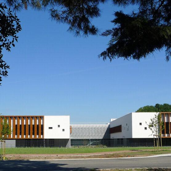 Collège Milcendeau