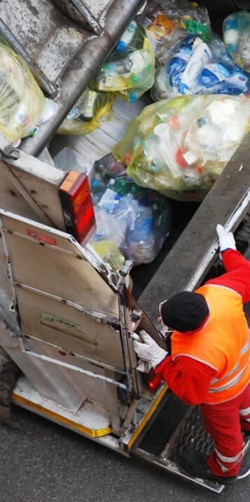 Optimisation des services de gestion des déchets