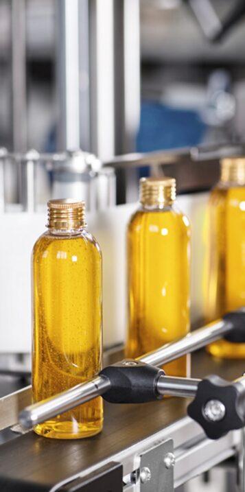 Secteur Industrie domaine Pharmaceutique cosmétique