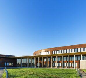 Façade extérieure Lycée Pibrac