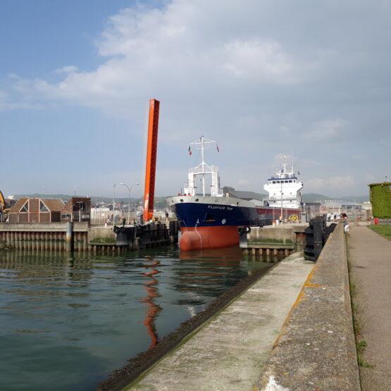 Projet ports littoraux Seine maritime Odyssée Développement