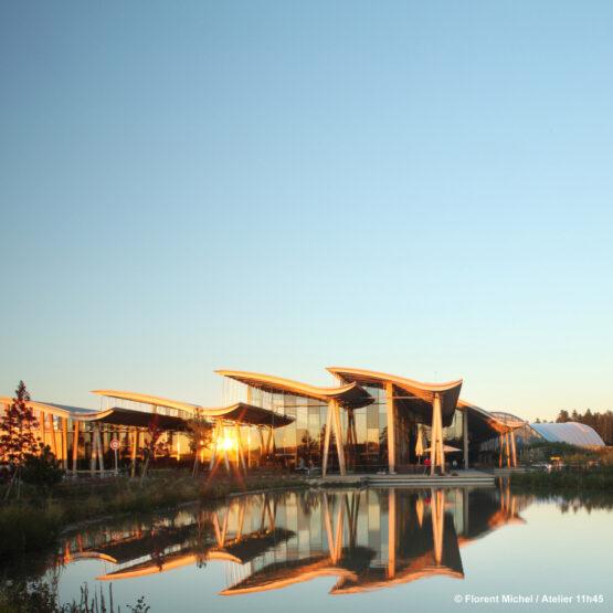 Image projet Center Park
