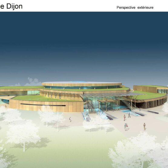 Image piscine de Dijon