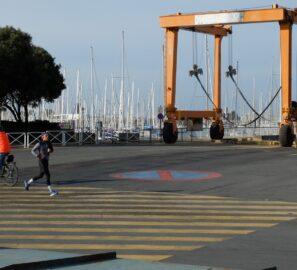 Sécurisation port de la Rochelle