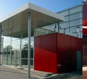 Image Salle Omnisport de Challans