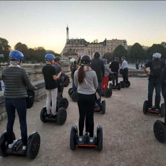 Activité Segway Paris