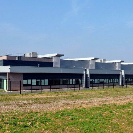 Site de production industrielle Safran