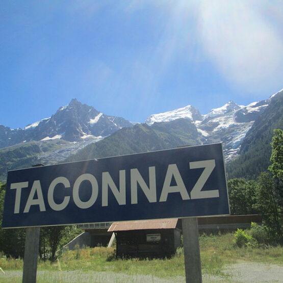 Microcentrale du Taconnaz