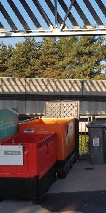 Déchetterie et Recyclerie de déchets