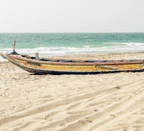Construction station traitement des eaux Nouakchott Mauritanie