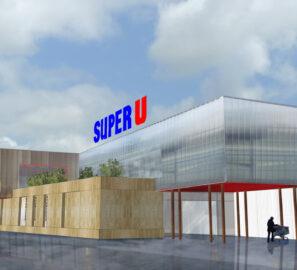 SUPER U – MONFORT SUR MEU
