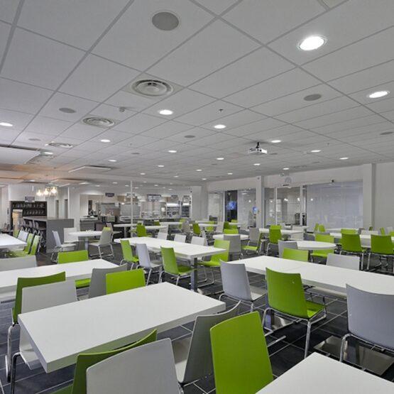 Cafétéria usine biocodex