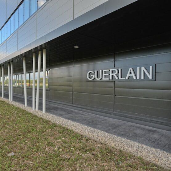 Façade usine Guerlain