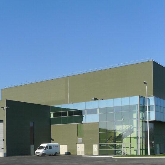 Centre Traitement Mécano Biologique - TRIVALIS