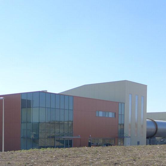 Centre-de-tri-décherts-CALITOM-Sainte-Sévère