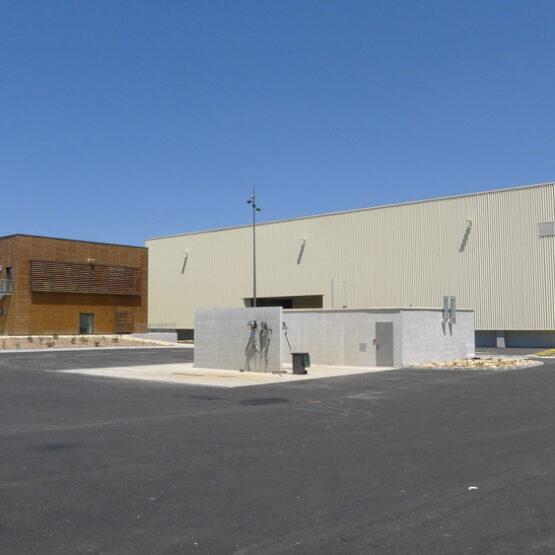 Centre de tri déchets CALITOM - Mornac
