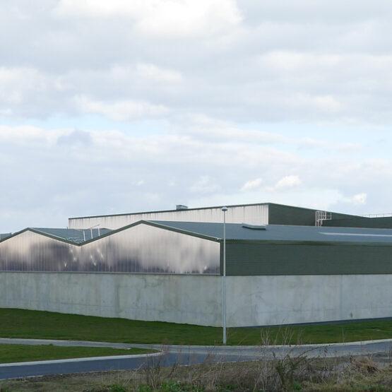 Centre gestion déchets - TRIVALIS