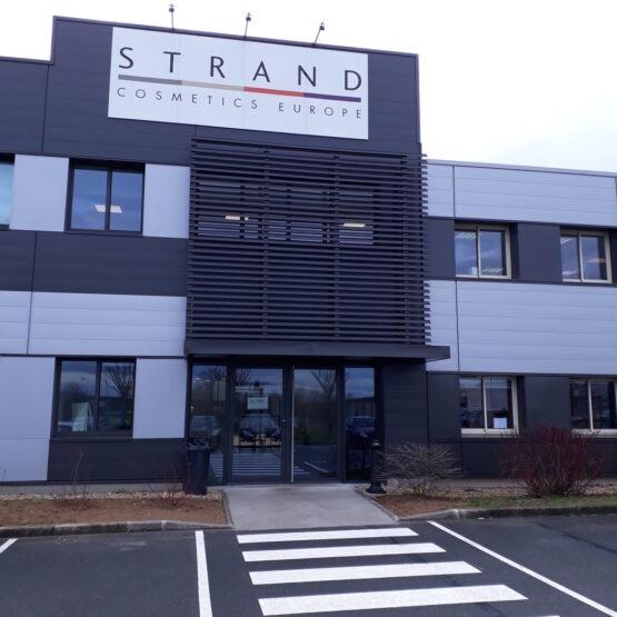 Strand Cosmetics Lentilly