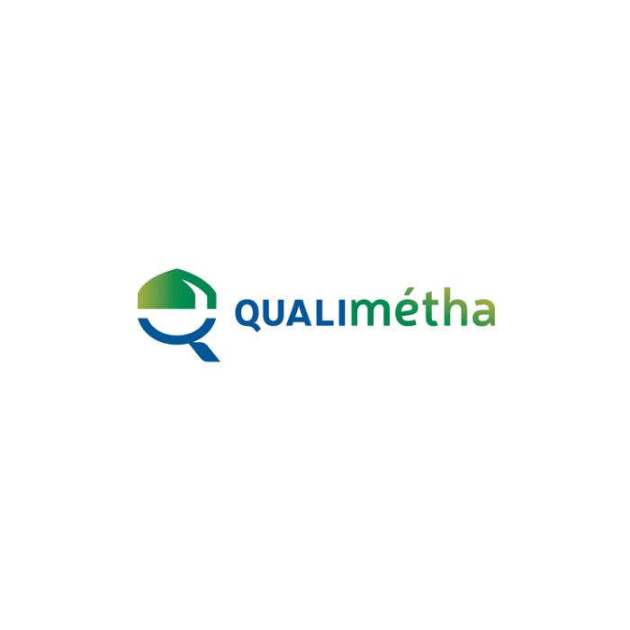 Logo Qualimétha - Certification biogaz