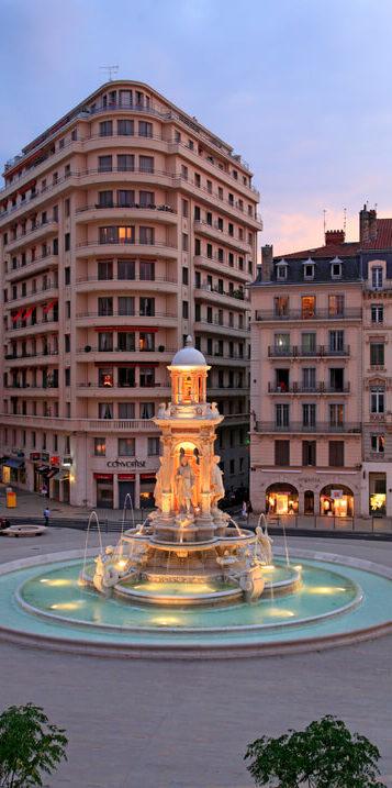 Place des Jacobins - Lyon