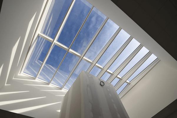 atrium halle industriel usine aerospatial arcachon